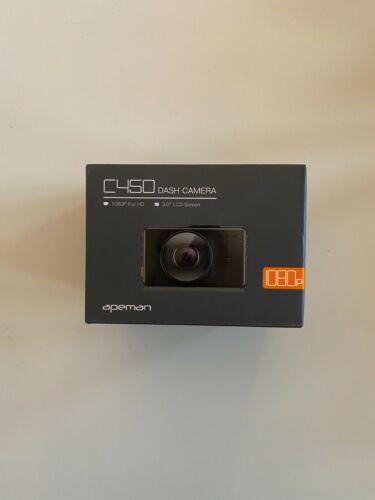 APEMAN C450 1080p Dash Camera with 3 inch LCD Screen FREE SHIPPING!