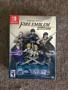 Fire Emblem Warriors Special Edition Nintendo Switch Brand New