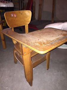 Old school child desk