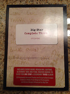 Big Star Complete Third 3 cd set in mint condition