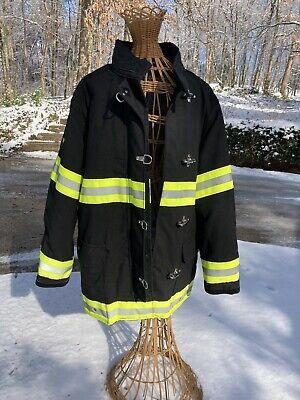 Janesvillelion Apparel Firefighters Nyc Jacket Turnout Fireman Gear . New
