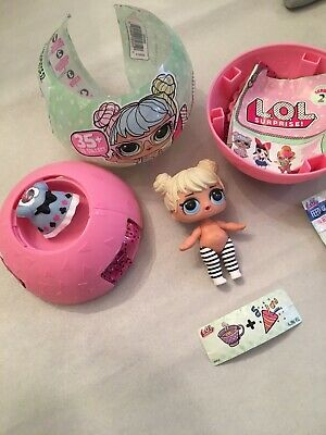 LOL Surprise Doll Series 2 Curious QT Cutie Storybook Club Alice Wonderland