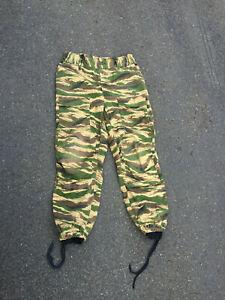 3be7975a Rare Russian MVD Spetsnaz Camo Pants PFO Tiger Stripe Kamush Tigr