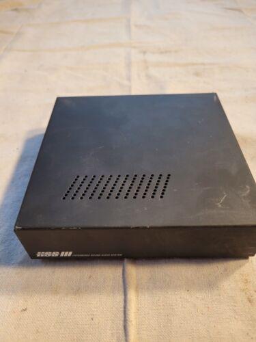 HyperSonic Sound HSS-3000 Amplifier