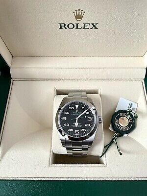 Rolex 116900 Oyster Perpetual Air-King New/Unworn Complete Set - 03/2021
