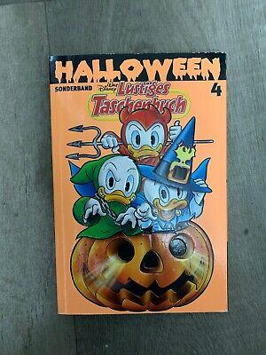 Look - Lustiges Taschenbuch Halloween 4 - UNGELESEN