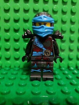 Lego Ninjago Black (LEGO Ninjago Nya Hands of Time Black Armor Minifigure 70625)