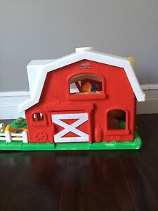 Fisher Price Farm and accessories