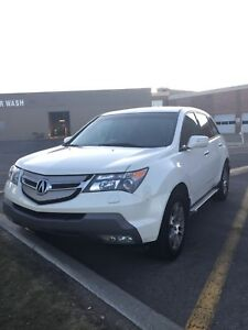 2007 Acura Mdx tech package low km