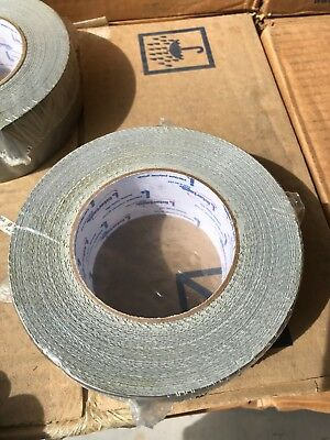 24 Rolls Intertape Nashua Duct Tape 18in-lbs Tensile 48mm X 55m 2x60 Nos