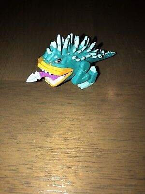 Little Tikes Number Busters TM / MGA Aqua Dragon PVC Action Figure #6 (5) ()