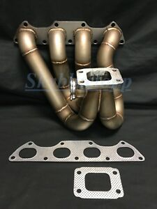 PLM B Series T3 Top Mount Turbo Manifold B16 B18 B20 Honda Acura Civic Integra