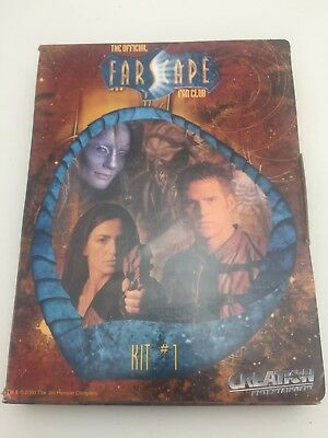 The Official Farscape Fan Club Kit #1 Creation Entertainment (5) (O5)