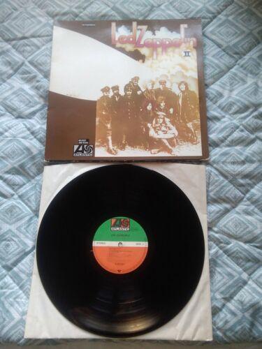 Led Zeppelin - Led Zeppelin Ii - German Press Atlantic K 40 037 Superb Near Mint