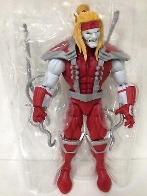 NEW IN HAND!  Marvel Legends Deadpool Wave 2 Omega Red figure *NO Sauron BAF