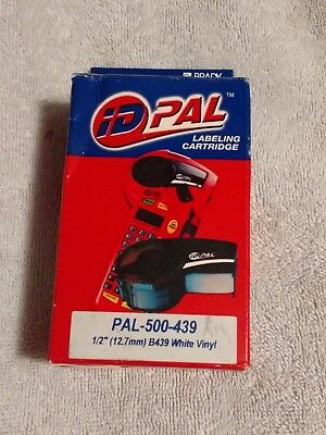 New Sealed Brady Id Pal Cartridge Pal-500-439