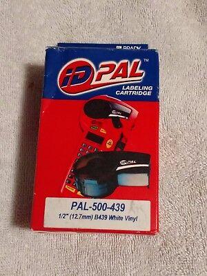 New Sealed Brady Id Pal Cartridge Pal-500-439