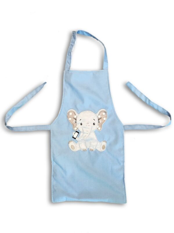 Radi Protection Anti - Radiation Protection Apron For Kids Ages 2-8 Blue