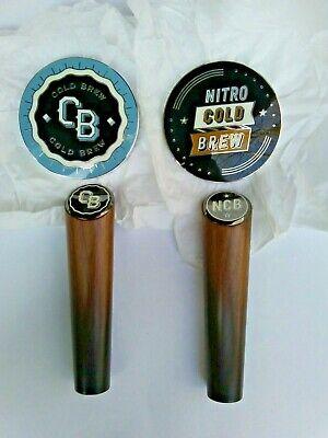 North Coast Brewing Beer Keg Tap Handle & Badge Kit Nitro Cold Brew Taps   -NEW- - North Coast Beer
