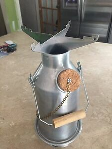 Aluminum Kelly kettle