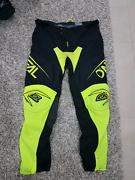 Men's oneal mx Pants Motorcross motorbike gear Harrington Park Camden Area Preview