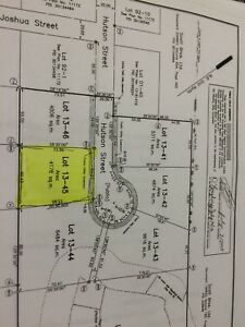 1 acre lot for sale Rothesay (frenchvillage)