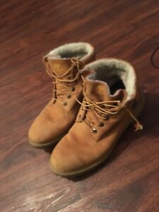 Size 13 Timberlands