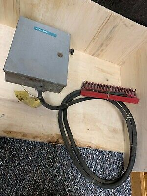 Siemens Test Cabinet For Rl Circuit Breakers 18.800.401.517
