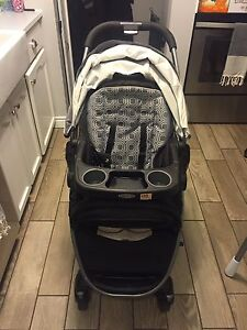 Graco Modes ClickConnect Strollwe