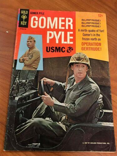 Gomer Pyle #3 Gold Key Comics 1966 VG