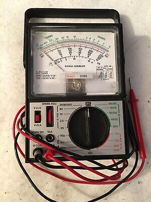 Sears Model 5190 Multi-tester Multimeter