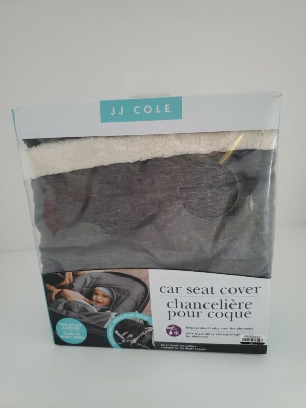 New JJ Cole Car Seat Cover for Infants