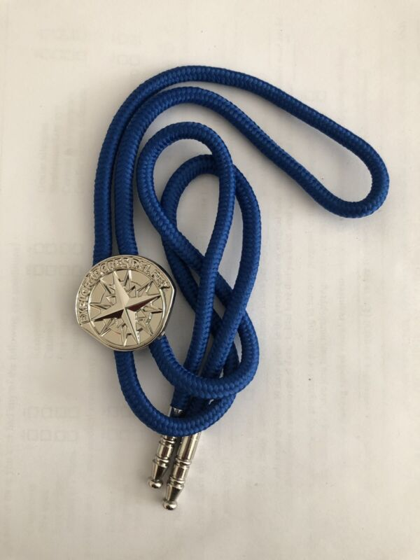 Royal Rangers Bolo Tie Blue From Mexico