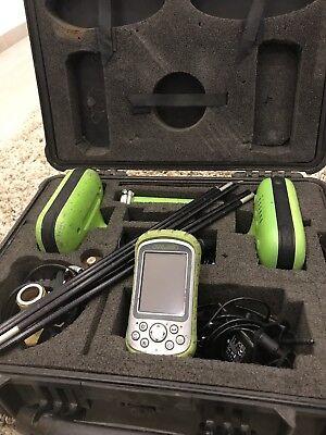 Javad Triumph-1 GPS GNSS Empfänger Satellit + Funkmodem + Zubehör# SET