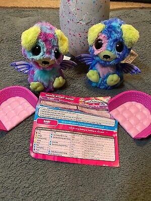 HATCHIMALS: Surprise Twins  Puppadee Toys R Us  Bonus Nest RARE