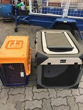 Dog cage small and medium Mirrabooka Stirling Area Preview