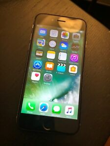 iPhone 6S 64GB Unlocked IOS 10.2.1 Rare