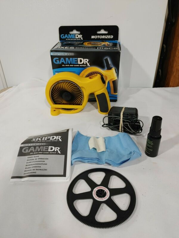 Used Digital Innovations Game Dr. MD Motorized CD DVD Repair