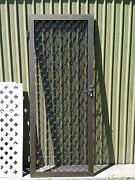 Aluminium security screen door Glenelg East Holdfast Bay Preview