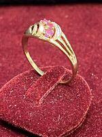 GOLD DAMEN RING 8k 333 Gr. 53,5 1,67g Gelb Gold Berlin - Neukölln Vorschau