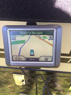 Garmin Nuvi 260 Mount Hutton Lake Macquarie Area Preview