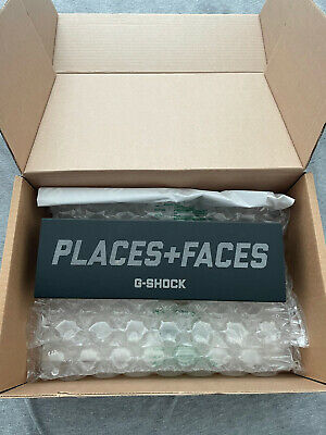 Brand NEW - Limited Edition Casio G-Shock PLACES + FACES Collab