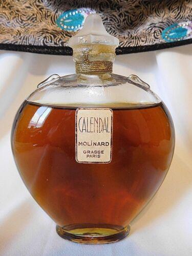 Vintage MOLINARD CALENDAL Perfume, VERY RARE, Appears Sealed