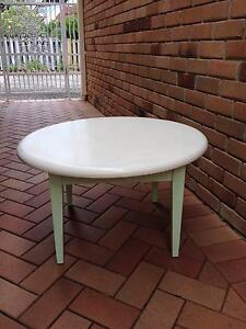 Round Timber  Coffee Table 47cm(H) x 78cm(diameter) Broadbeach Waters Gold Coast City Preview