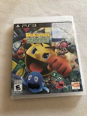 Pac-Man and the Ghostly Adventures 2 (Sony PlayStation 3, 2014)