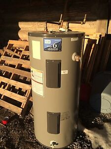 Gently used Hot Water tank