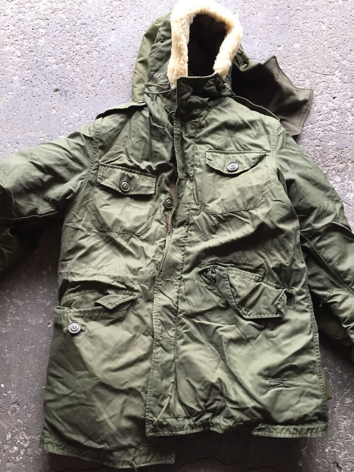 Canadian Army Winter Parka Men S Hamilton Kijiji