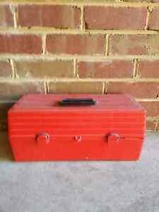 Tool box plastic Camberwell Boroondara Area Preview