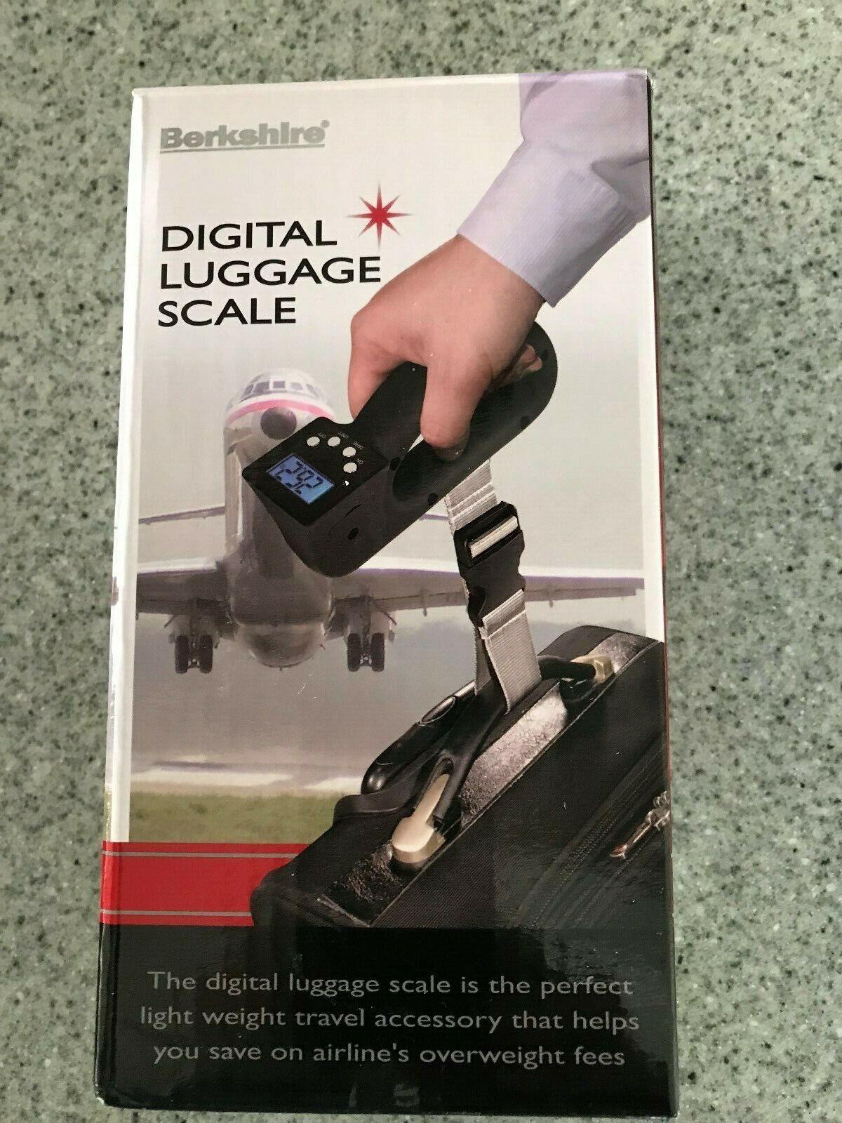 Luggage Scale Digital Berkshire - $20.00