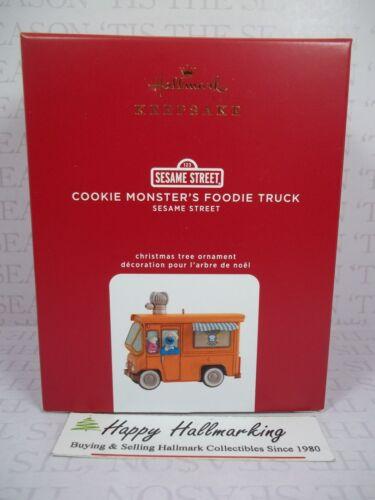 Hallmark 2020 Cookie Monster